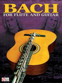 Bach for Flute and Guitar (HL-02501365)