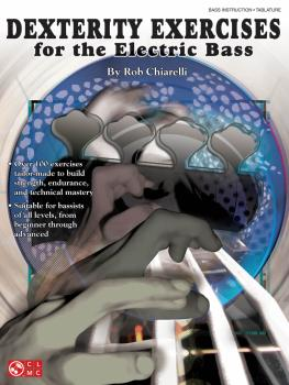 Dexterity Exercises for the Electric Bass (HL-02501451)