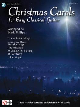 Christmas Carols for Easy Classical Guitar (HL-02501526)