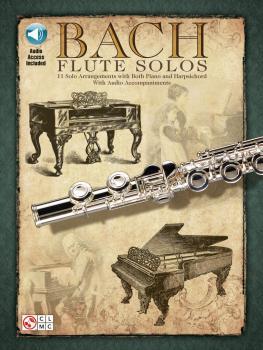 Bach Flute Solos (HL-02501712)