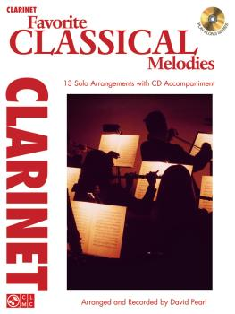 Favorite Classical Melodies (Clarinet) (HL-02501732)