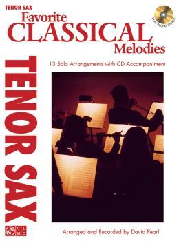 Favorite Classical Melodies (Tenor Sax) (HL-02501737)