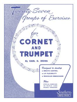 27 Groups of Exercises (Trumpet) (HL-03770191)