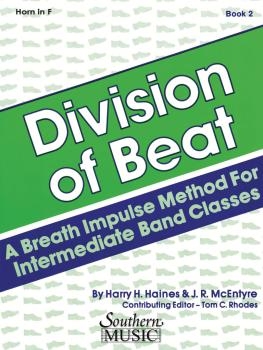 Division of Beat (D.O.B.), Book 2 (French Horn) (HL-03770485)