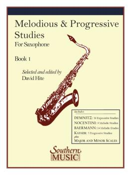Melodious and Progressive Studies, Book 1 (Saxophone) (HL-03770578)