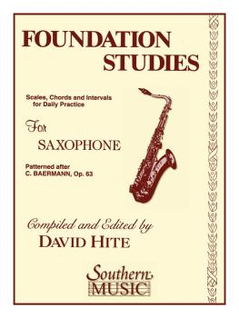 Foundation Studies (Saxophone) (HL-03770807)