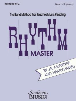 Rhythm Master - Book 1 (Beginner) (Baritone B.C.) (HL-03770808)