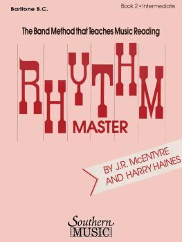 Rhythm Master - Book 2 (Intermediate) (Baritone B.C.) (HL-03770830)