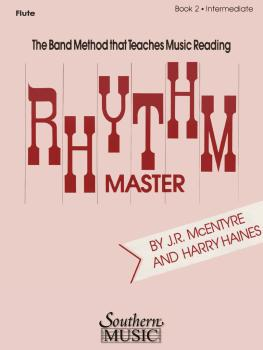 Rhythm Master - Book 2 (Intermediate) (Flute) (HL-03770834)