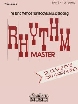 Rhythm Master - Book 2 (Intermediate) (Trombone) (HL-03770841)