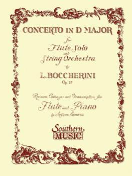 Concerto in D Major, Op. 27 (Flute) (HL-03773818)
