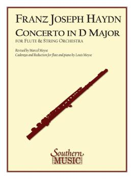 Concerto in D Major (Flute) (HL-03773829)