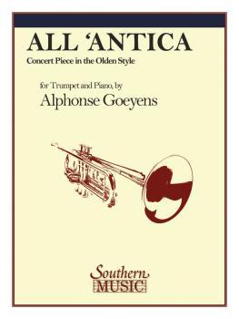 All 'Antica (Trumpet) (HL-03773947)