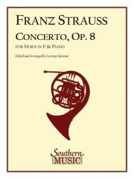 Concerto in C Minor, Op. 8 (Horn) (HL-03773983)