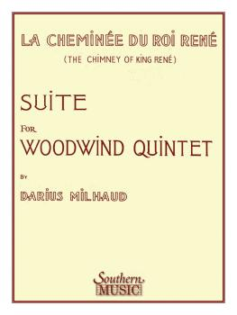 Chimney of King Rene (La Cheminee Du Roi Rene) (Woodwind Quintet) (HL-03774033)