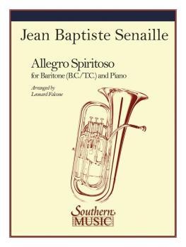 Allegro Spiritoso (Trombone) (HL-03774203)