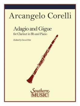Adagio and Gigue (Clarinet) (HL-03774370)
