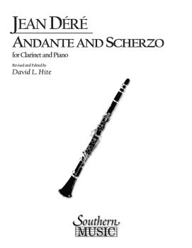 Andante and Scherzo (Clarinet) (HL-03774375)