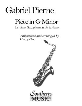 Piece in G Minor (Tenor Sax) (HL-03774589)