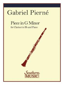Piece in G Minor (Clarinet) (HL-03774616)