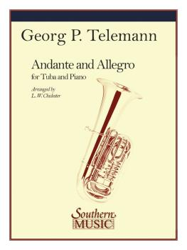 Andante and Allegro (Tuba) (HL-03774693)