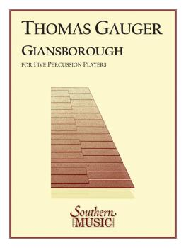 Gainsborough (Percussion Ensemble) (HL-03774867)