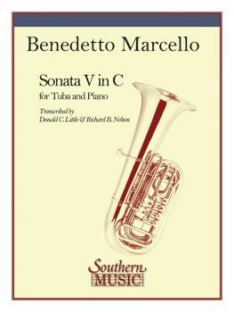 Sonata No. 5 in C (Tuba) (HL-03775051)