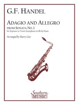Adagio and Allegro (Tenor Sax) (HL-03775099)