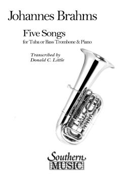 Five Songs (Tuba) (HL-03775233)