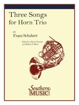 Three Songs (Horn Trio) (HL-03775242)