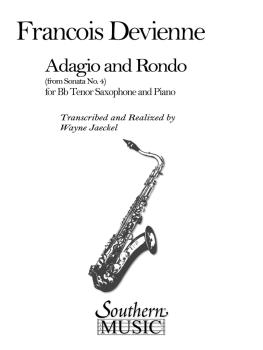 Adagio and Rondo (Archive) (Tenor Sax) (HL-03775259)