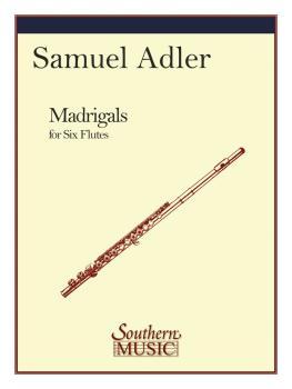 Madrigals (Flute Choir) (HL-03775294)