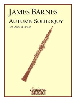 Autumn Soliloquy (Oboe) (HL-03775314)