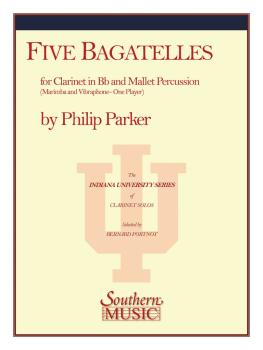 Five Bagatelles (Clarinet) (HL-03775324)