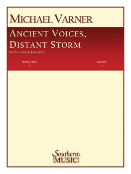 Ancient Voices, Distant Storms: Percussion Music/Mallet/marimba/vibra (HL-03775367)