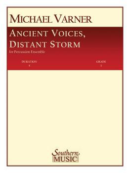 Ancient Voices, Distant Storms: Percussion Music/Mallet/marimba/vibra (HL-03775367)