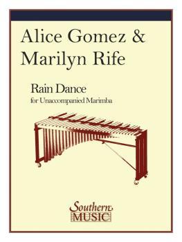 Rain Dance: Marimba Unaccompanied (HL-03775478)