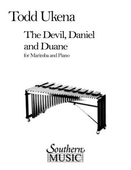 Devil, Daniel And Duane, The: Percussion Music/Mallet/marimba/vibra (HL-03775550)
