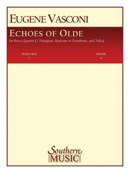 Echoes of Olde (Old) (Brass Quartet) (HL-03775570)