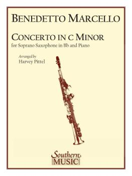 Concerto in C Minor (Soprano Saxophone) (HL-03776212)