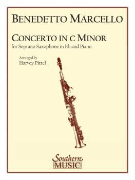Concerto in C Minor (Soprano Saxophone) (HL-03776212)