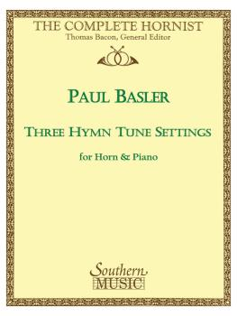 Three Hymn Tune Settings (Horn) (HL-03776290)