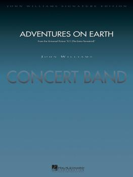 Adventures on Earth (from E.T. The Extra-Terrestrial) (Score and Parts (HL-04002541)