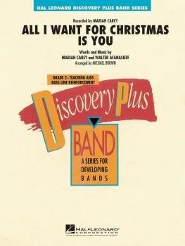 All I Want for Christmas Is You (HL-04004336)