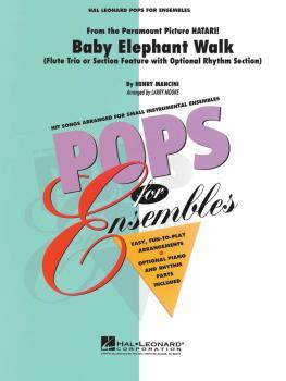 Baby Elephant Walk: Flute Trio or Ensemble opt. rhythm section (HL-04157582)