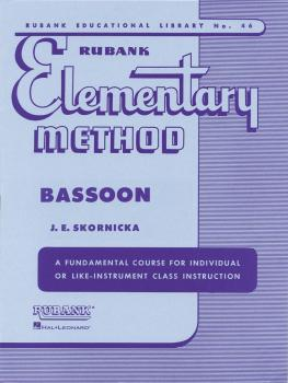 Rubank Elementary Method - Bassoon (HL-04470060)