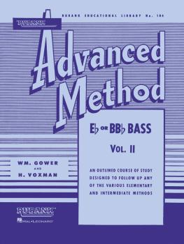 Rubank Advanced Method, Vol. 2 - Bass/Tuba (B.C.) (HL-04470470)