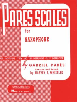 Pares Scales (Saxophone) (HL-04470530)