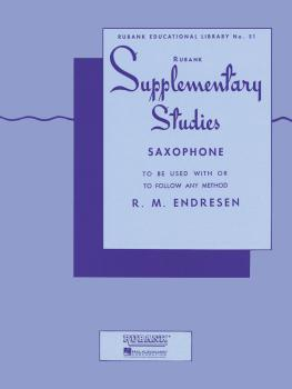 Supplementary Studies (Saxophone) (HL-04470620)