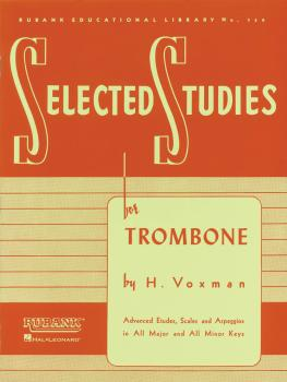 Selected Studies (for Trombone) (HL-04470720)
